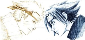 .:FA:.Naru.vs.Sasu by No-elisa