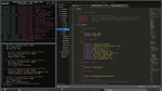 2014.01.19-xero-crunchbang-awesome-dirty-code by siliconSwordz