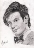 The 11th Doctor, I by Ralphmax
