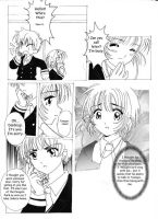 CCS Doujinshi:First Kiss Page9 by barbypornea