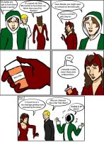 Uncanny Avengers: Personality Problems by magickmaker
