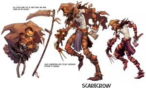 Scarecrow by GabeHash