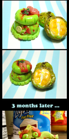 April Fool's Challenge-- Jello Salad Monster by GrandmaThunderpants