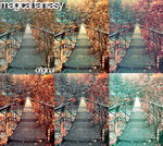 """action 020 """"MAGICAL FANTASY"""" by ModernActions"""