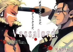 Vassalord - Ch 11 Cover by TathiP