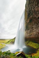 Seljalandsfoss, Iceland by Nightline