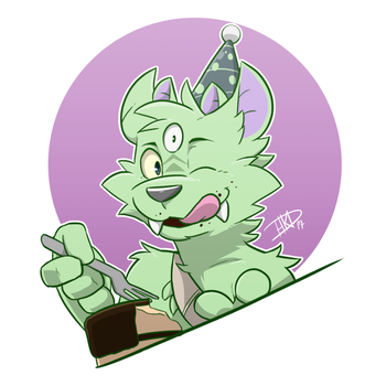 A Spark of Happiness by HiKazeDragon