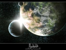 ZOMBIELILYS homeworld by Bareck