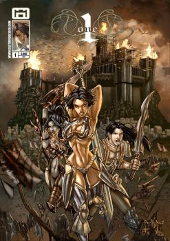 One Cover Issue 1 by qualano
