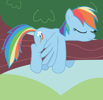 Sleepy Dashy by TickedOffSpoonBender