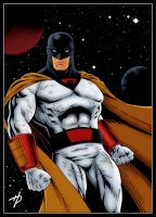 Space Ghost by Hal-2012
