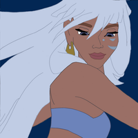 Kida Patch by Remmybear