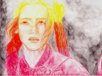 Red Orange Yellow Flicker Beat by 11th-Memory