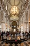 Inside St Paul's Cathedral - London by Cloudwhisperer67