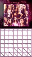 TVD January 2012 by angiezinha
