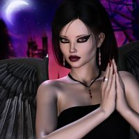 Angelic Appeal by RavenMoonDesigns