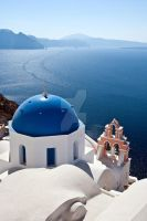 Oia II by spider-inge