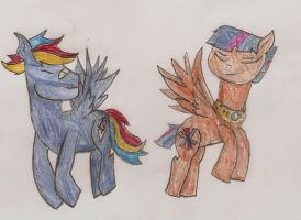 The Brass and The Bold by FreeFlight8