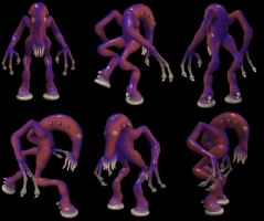 Spore Creation: Kooshae by Existent-effigy