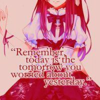 Anime Quote #12 by Anime-Quotes