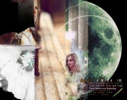 Moon Forest by Katherineilovemyths