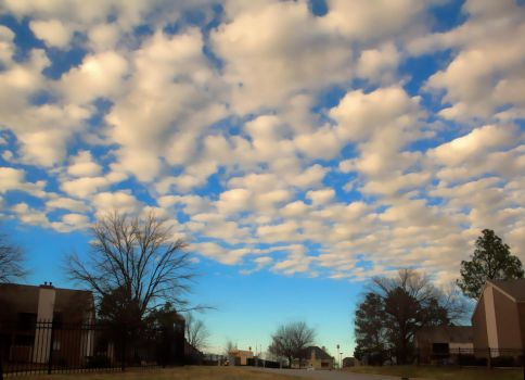 North Clouds 8895-122415 by KeithPurtell