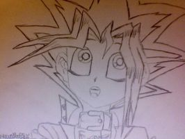 Yugi Moto by CanadianGal11