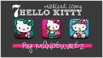 Hello Kitty by manoeuvrez