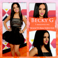 +Becky G by WantUBackRush