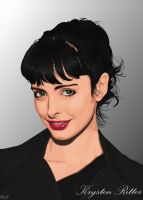 Krysten Ritter by temy0ng