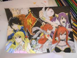 Fairy Tail Arc of Grand Magic Games by Karin75146