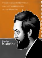 Stanley Kubrick by dhil36