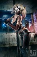Harley - Oh hello Darling! by BlackMageAlodia