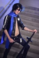 Black Rock Shooter Kaito by mrkittycosplay