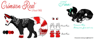 Crimson Red Ref 2015 *PA* by AllyKat121