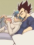 Vegeta And Bulma 4 by Chipkillingthem