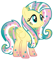 Fluttershy - Universe Ponified by MonkFishyAdopts