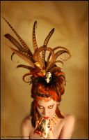 . tribal . by Countess-Grotesque