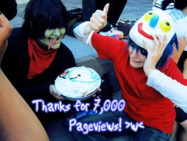 Thanks for 7K by SugarBunnyCosplay