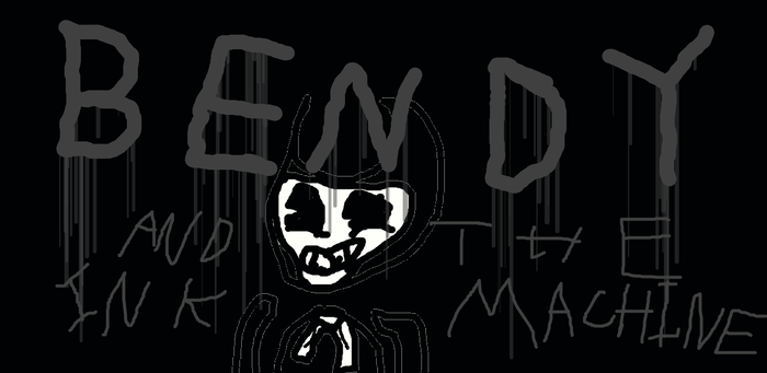 Bendy And The Ink Machine by snakedog21