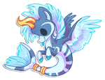 Chibi Lake by griffsnuff