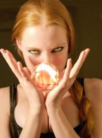 Crystal Ball by Contorted-Lyridamson