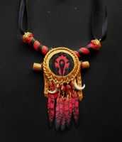 Horde necklace by oione