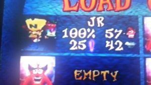 IT IS DONE!~ CRASH BANDICOOT 2 100%~ by GoldenToparican