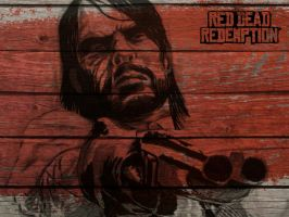 Red Dead Redemption by ExtremeFatBoy