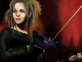 Lindsey Stirling by SunHee2244
