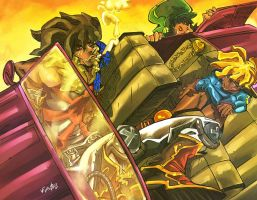 CANNON BUSTERS by eldeivi