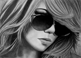 BILLIE PIPER by AngelasPortraits
