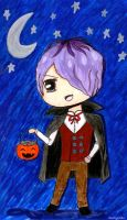 HC (5): Vampire Garry by AmityChan