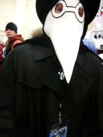Plague Doctor Mask by JoeZep5